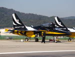 Mame @ TYOさんが、ソウル空軍基地で撮影した大韓民国空軍 T-50B Golden Eagleの航空フォト(写真)