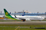 panchiさんが、成田国際空港で撮影した春秋航空日本 737-8ALの航空フォト(写真)