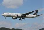 だいまる。さんが、岡山空港で撮影した全日空 777-281の航空フォト(写真)