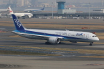 MA~RUさんが、羽田空港で撮影した全日空 787-9の航空フォト(写真)