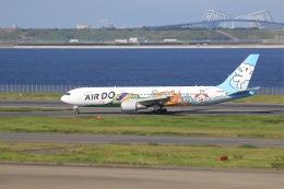羽田空港で撮影された羽田空港の航空機写真
