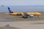 yoshi_350さんが、羽田空港で撮影した全日空 777-281/ERの航空フォト(写真)