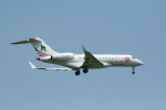 hachiさんが、新千歳空港で撮影した中一航空 BD-700-1A11 Global 5000の航空フォト(写真)
