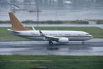 mojioさんが、羽田空港で撮影した南山公務 737-7ZH BBJの航空フォト(飛行機 写真・画像)