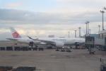シフォンさんが、台湾桃園国際空港で撮影したチャイナエアライン A350-941の航空フォト(飛行機 写真・画像)
