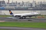 まふまふさんが、羽田空港で撮影したルフトハンザドイツ航空 A340-642Xの航空フォト(写真)
