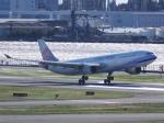 パピヨンさんが、羽田空港で撮影したチャイナエアライン A330-302の航空フォト(写真)