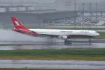 mojioさんが、羽田空港で撮影した上海航空 A330-343Xの航空フォト(写真)