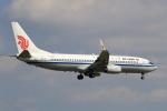 多楽さんが、成田国際空港で撮影した中国国際航空 737-89Lの航空フォト(写真)