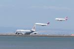 masakさんが、サンフランシスコ国際空港で撮影した中国国際航空 747-89Lの航空フォト(写真)