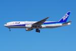 PASSENGERさんが、羽田空港で撮影した全日空 777-281/ERの航空フォト(写真)