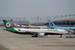 ハピネスさんが、関西国際空港で撮影したエバー航空 A330-302の航空フォト(写真)