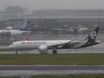 eipansさんが、羽田空港で撮影したニュージーランド航空 787-9の航空フォト(写真)
