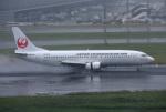 mojioさんが、羽田空港で撮影した日本トランスオーシャン航空 737-446の航空フォト(写真)