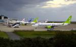 asuto_fさんが、大分空港で撮影したソラシド エア 737-81Dの航空フォト(写真)