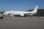 やまちゃんさんが、ソウル空軍基地で撮影したアメリカ海軍 P-8A (737-8FV)の航空フォト(写真)