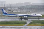 mojioさんが、羽田空港で撮影した全日空 777-381の航空フォト(写真)