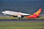 ななにさんが、羽田空港で撮影した海南航空 737-84Pの航空フォト(写真)