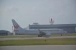 toyoquitoさんが、那覇空港で撮影した日本トランスオーシャン航空 737-8Q3の航空フォト(写真)