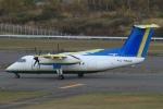 ウッディーさんが、新千歳空港で撮影したAvmax Group  DHC-8-103 Dash 8の航空フォト(写真)