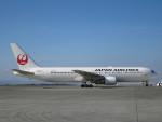 sky_hospitalityさんが、旭川空港で撮影した日本航空 767-346/ERの航空フォト(写真)