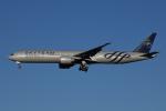 sepia2016さんが、成田国際空港で撮影したガルーダ・インドネシア航空 777-3U3/ERの航空フォト(写真)