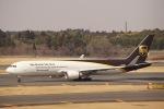 Oryojiさんが、成田国際空港で撮影したUPS航空 767-34AF/ERの航空フォト(写真)