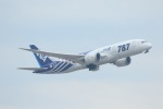 Oryojiさんが、成田国際空港で撮影した全日空 787-8 Dreamlinerの航空フォト(写真)