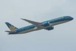 Oryojiさんが、成田国際空港で撮影したベトナム航空 787-9の航空フォト(写真)