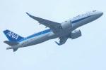 Oryojiさんが、成田国際空港で撮影した全日空 A320-271Nの航空フォト(写真)