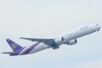 Oryojiさんが、成田国際空港で撮影したタイ国際航空 777-3D7の航空フォト(写真)