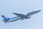 Oryojiさんが、成田国際空港で撮影した全日空 767-381/ERの航空フォト(写真)