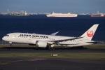 しま。さんが、羽田空港で撮影した日本航空 787-8 Dreamlinerの航空フォト(写真)