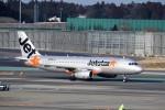 もぐ3さんが、成田国際空港で撮影したジェットスター・ジャパン A320-232の航空フォト(写真)
