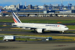 たまさんが、羽田空港で撮影したエールフランス航空 777-228/ERの航空フォト(写真)