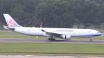 誘喜さんが、シンガポール・チャンギ国際空港で撮影したチャイナエアライン A330-302の航空フォト(写真)