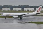 あしゅーさんが、成田国際空港で撮影したエア・レジャー A330-243の航空フォト(写真)