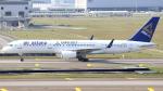誘喜さんが、クアラルンプール国際空港で撮影したエア・アスタナ 757-2G5の航空フォト(写真)