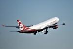 nord-sakuraiさんが、ベルリン・テーゲル空港で撮影したエア・ベルリン A330-223の航空フォト(写真)