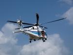 frankさんが、新石垣空港で撮影した海上保安庁 AW139の航空フォト(写真)