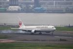 zero1さんが、羽田空港で撮影した日本航空 767-346の航空フォト(写真)