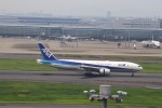 zero1さんが、羽田空港で撮影した全日空 777-281/ERの航空フォト(写真)