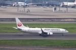 zero1さんが、羽田空港で撮影した日本航空 737-846の航空フォト(写真)