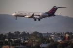 LA TSUTOMUさんが、ロサンゼルス国際空港で撮影したゼッタ・ジェット BD-700-1A10 Global 6000の航空フォト(写真)
