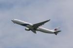 OS52さんが、成田国際空港で撮影したマレーシア航空 A330-323Xの航空フォト(写真)