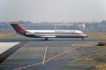 Gambardierさんが、名古屋飛行場で撮影した東亜国内航空 DC-9-41の航空フォト(写真)