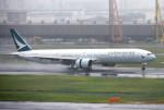 mojioさんが、羽田空港で撮影したキャセイパシフィック航空 777-367/ERの航空フォト(写真)