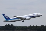 cherrywing787さんが、成田国際空港で撮影した全日空 787-8 Dreamlinerの航空フォト(写真)