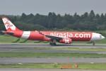 yugoさんが、成田国際空港で撮影したタイ・エアアジア・エックス A330-343Xの航空フォト(写真)
