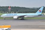 yugoさんが、成田国際空港で撮影した大韓航空 777-2B5/ERの航空フォト(写真)